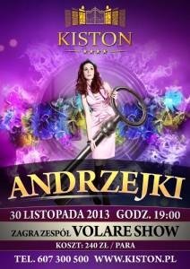 Andzejki Kiston 2013